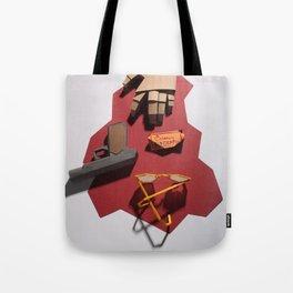 Dillinger Tote Bag