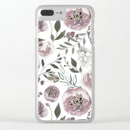 Spring is in the air #42 Clear iPhone Case