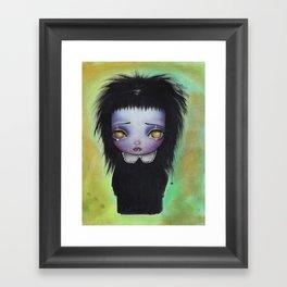 Lydia Deetz Framed Art Print