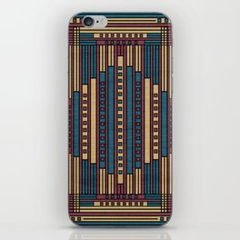 GeoAbstract iPhone Skin