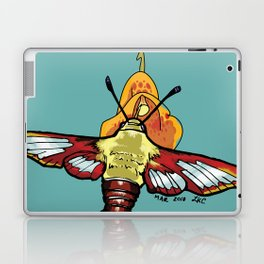 Hummingbird Moth Laptop & iPad Skin