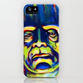 Call Me Frank iPhone Case