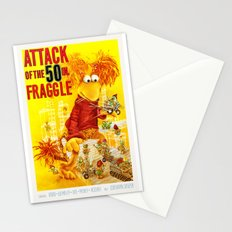 Attack of the 50 Inch Fraggle Stationery Cards