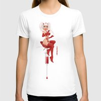 nurse T-shirts featuring Nurse Candy by irmino/Pin-oops !