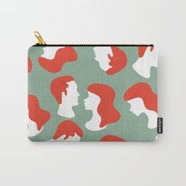 Man and woman Carry-All Pouch