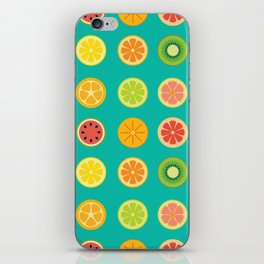 SLICE - grid iPhone Skin