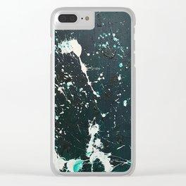 Fairy blast Clear iPhone Case