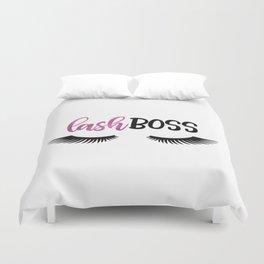 Lash Boss Duvet Cover