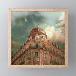 Montpellier  - France Framed Mini Art Print