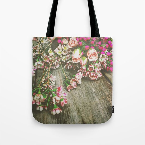 She Had a Spirit That Was Wild and Free Tote Bag