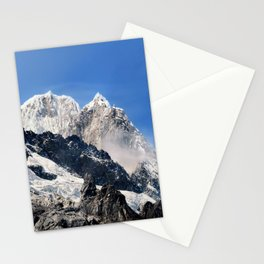 Salkantay Peak, Peru. Stationery Cards