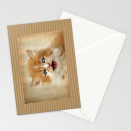 Where's My Dinner? Stationery Cards