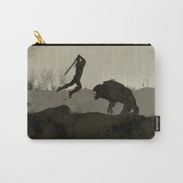 Witcher Artwork Carry-All Pouch