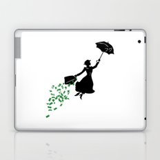 MARY POPPINS : NEVER TRUST THE NANNIES Laptop & iPad Skin