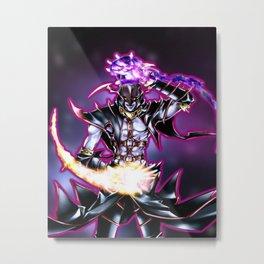 Dark Magician Metal Print