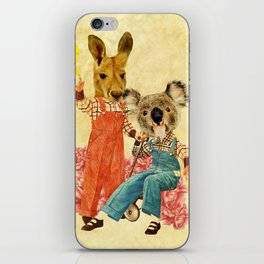 Australia Icon: The Nation iPhone Skin