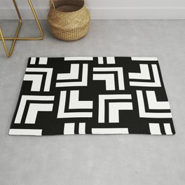 Black and White - L1 Rug
