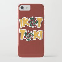 philippines iPhone & iPod Cases featuring IkoToki: University of the Philippines, Diliman by Franchie