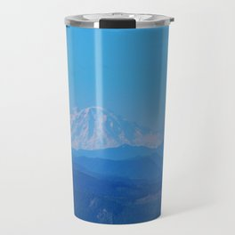 Mount Rainer Travel Mug