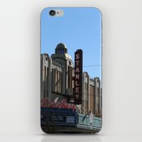 stanley kubrick iPhone & iPod Skins featuring Stanley by RMK Photography