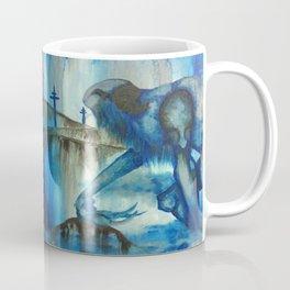 The Blue Giant Coffee Mug