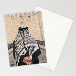 behind our elders  Stationery Cards