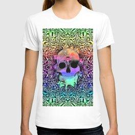Doodle PsySkull T-shirt