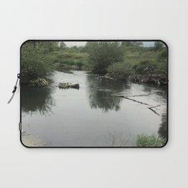 Somewhere in Balkans II/River Laptop Sleeve