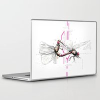 lovers Laptop & iPad Skins featuring Lovers by Herwig Scherabon