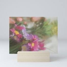 Floral Still Life I Mini Art Print