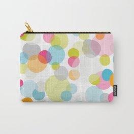 Multi dots Carry-All Pouch