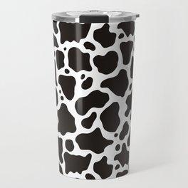 Cow pattern background Travel Mug