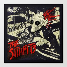 Sithfits - Bounty Canvas Print