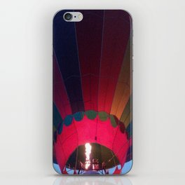 Glow for a Ride! iPhone Skin