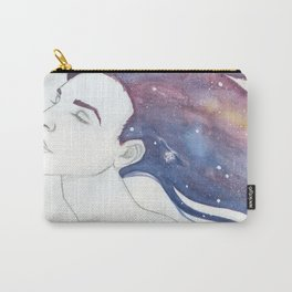 Follicular Galaxy Carry-All Pouch