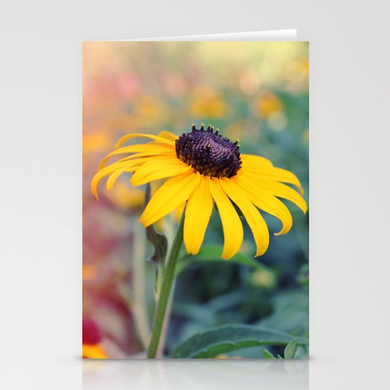 Flower series 04 Stationery Cards