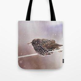 Darling Starling Tote Bag
