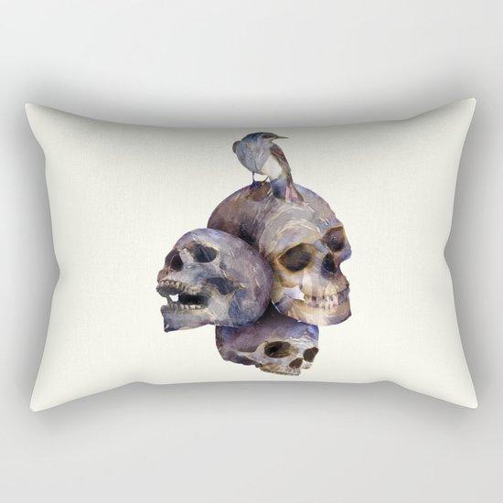 bird house Rectangular Pillow