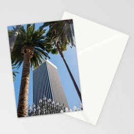 Robert Irwin Primal Palm Garden Stationery Cards