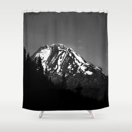 Desolation Mountain Shower Curtain