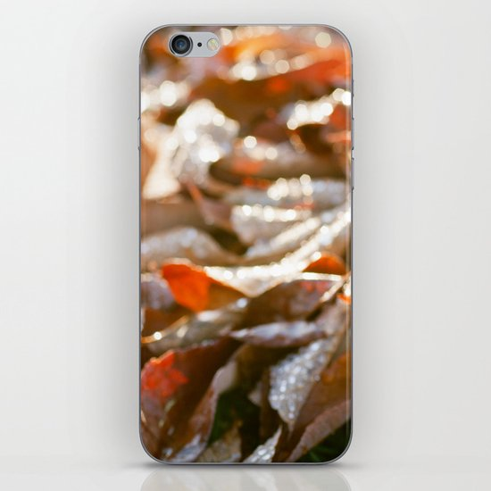 The Fallen iPhone Skin