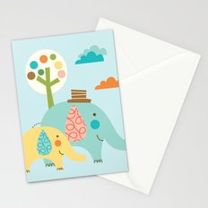 Jungle Ellies Stationery Cards