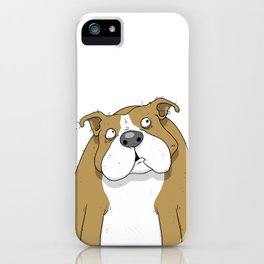 Oooh, Whassat? iPhone Case