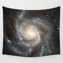 Spiral galaxy Wall Tapestry