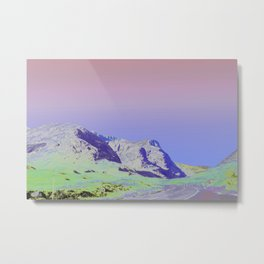 Chromascape 37 (highlands) Metal Print