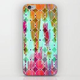 Moroccan Circles iPhone Skin