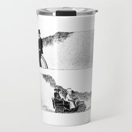 Wheels Travel Mug