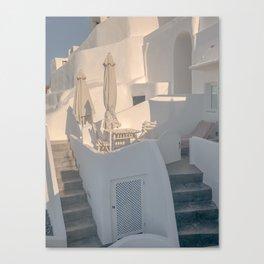 oia Canvas Print