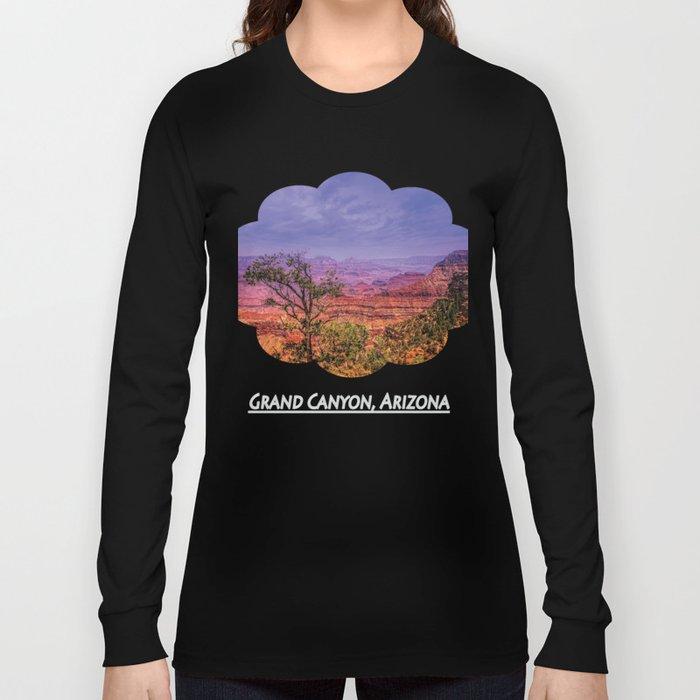 Grand Canyon, AZ, USA Long Sleeve T-shirt
