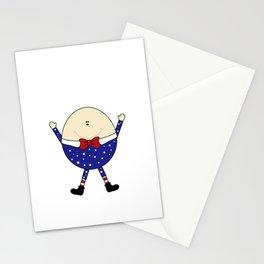 Humpty Dumpty  Stationery Cards